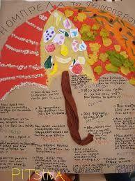 Αποτέλεσμα εικόνας για βροχη νηπιαγωγειο κατασκευες Fall Projects, Fall Crafts, Autumn, Seasons, Blog, School, Winter Time, Gems, Autumn Crafts