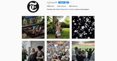 The Social Photo Editor of The New York Times Breaks Down Her Job