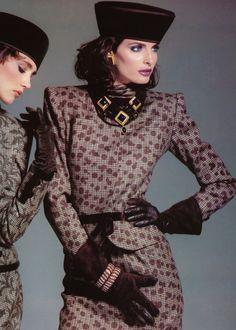 1980s Tailored Fashion ( VIP Fashion Australia www.vipfashionaustralia.com - international clothing store )