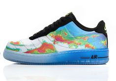 doppler radar shoes   Nike is releasing Doppler Radar Weatherman Shoes…   The Lost Ogle---I Want These...