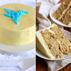 A traditional southern treat, Hummingbird Cake combines the sweet flavors of banana and pineapple with cinnamon. Topped with a decadent cream cheese frosting, this moist, melt-in-your-mouth cake makes for an Easter-worthy dessert. Photo credit: Amanda Rettke from I Am Baker.