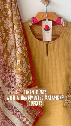 Sleeves Designs For Dresses, Dress Neck Designs, Kurti Neck Designs, Kurta Designs Women, Blouse Designs, New Designer Dresses, Indian Designer Outfits, Dress Indian Style, Indian Dresses
