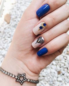 You sure you love your nails,you're always looking for new and unique styles, inspiring photos that you can see below with a brilliant nail art designs which you can use it for your,everyday lifestyle. Fancy Nails, Diy Nails, Cute Nails, Pretty Nails, Perfect Nails, Gorgeous Nails, Nail Art Designs, Luxury Nails, Manicure And Pedicure