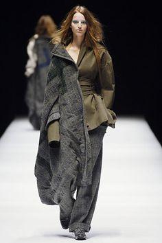 Yohji Yamamoto, Autumn/Winter 2006, Ready to Wear