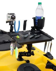 Now you can take even more stuff on the kayak!