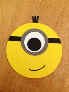 Minion invitations...and to think I almost was going to buy some. HA!