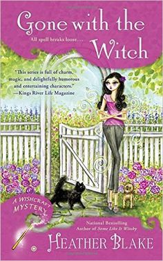 Special Guest - Heather Blake - Author of Gone With the Witch - #Review/ #Giveaway
