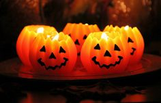 Pumpkin candles candles halloween halloween pictures halloween images pumpkin candles