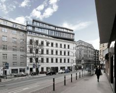 .....: Nadbudowa w Austrii - Wiedeń
