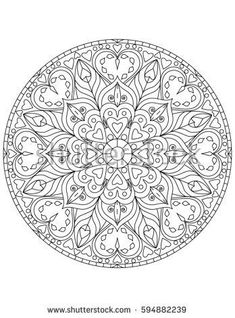 Mandala Coloring Page Illustration Stock Vector (Royalty Fre.- Mandala Coloring Page Illustration Stock Vector (Royalty Free) 594882239 Mandala Coloring Page, Illustration - Coloring Book Art, Cute Coloring Pages, Doodle Coloring, Mandala Coloring Pages, Mandala Dots, Mandala Design, Mandala Sketch, Colored Pencil Tutorial, Printable Adult Coloring Pages