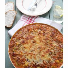 Veggie Recipes, Beef Recipes, Vegetarian Recipes, Cooking Recipes, Salty Foods, Pizza, Different Recipes, Easy Cooking, Casserole Recipes