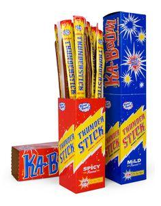 Thunderstick Packaging