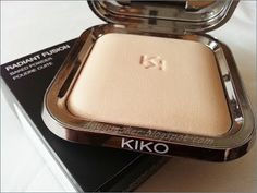 ** Su PeRiSi **: KİKO Radiant Fushion Baked Powder