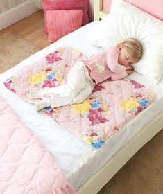Protect Your Child S Sheetattress With A Reusable Disney Washable Waterproof Bed Pad As