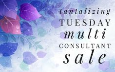 Join me Tuesday at 8pm EST to a Tantalizing evening of shopping some Terrific new inventory! Get some early shopping done for your Christmas lists!!! See you there: https://www.facebook.com/groups/TantalizingTuesdayLuLaRoeMultiConsultantSale/