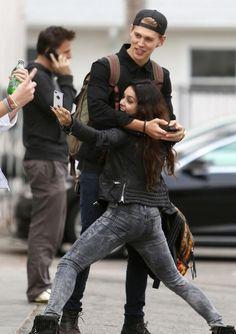 Vanessa Hudgens and Austin Butler❤️