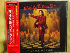 CD/Japan- MICHAEL JACKSON Blood On The Dance Floor-HIStory In The Mix w/OBI RARE #DanceRockDancePop