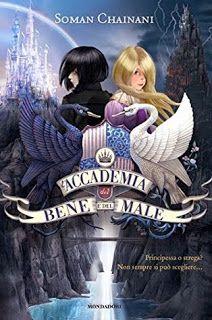 Il Colore dei Libri: Recensione: L'Accademia del Bene e del Male di Som...
