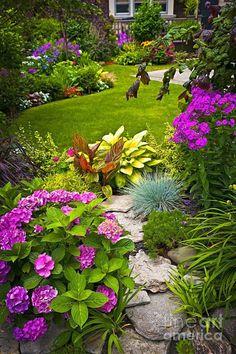 Judy's Cottage Garden: How to Plan a Cottage Garden