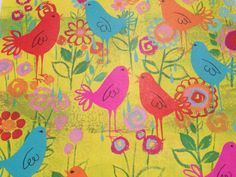 Vintage Wrapping Paper by Rust Craft  by TheGOOSEandTheHOUND, $6.00