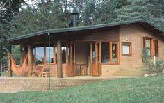 38 casas pequenas, mas muito confortáveis - Casa
