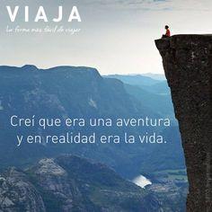 La vida es una aventura. vívela en Extremadura…