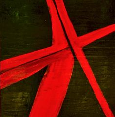 'Syria - Crossroads of Societal Division, by Uxbridge Ontario painter Max Marian Kalin. Dimensions: x Materials: Acrylic on canvas. Uxbridge Ontario, Abstract Paintings, Syria, All Art, Online Art, Division, Canvas, Artist, Red