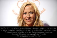 Sheryl Crow | 27 Celebrities On Dealing With Depression And Bipolar Disorder
