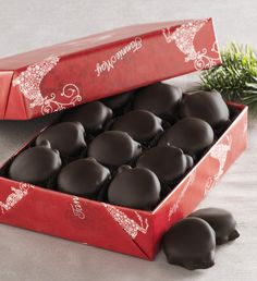 #FMChocolates Pixies - Dark Chocolate in Reindeer Wrap $24.99