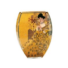 Goebel 66993213 Vase with Adele Bloch-Bauer Design by Gustav Klimt
