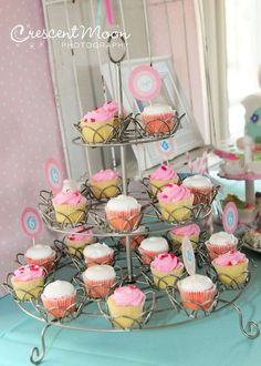 Tea Birthday Party Ideas | Photo 9 of 14 | Catch My Party