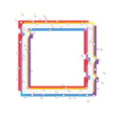 Pixel Circle, Circle Template, Free Stock Photos, Color Splash, Templates, Frame, Picture Frame, Stencils, Paint Splats