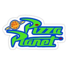 Pizza Planet! by goldenote