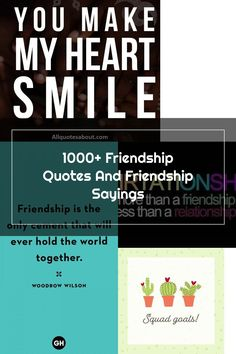 1000+ Friendship Quotes And Friendship Sayings Short Friendship Quotes, Relationship, How To Make, Relationships, Best Friend Quotes