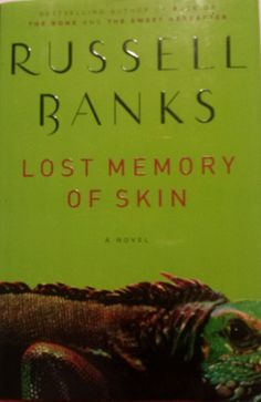 Lost Memory of Skin hardcover (2011) First edition