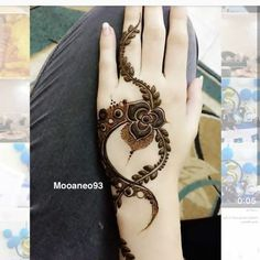Searching for stylish mehndi designs for the party that look gorgeous? Stylish Mehndi Design is the best mehndi design for any func. Finger Henna Designs, Arabic Henna Designs, Mehndi Designs For Girls, Stylish Mehndi Designs, Dulhan Mehndi Designs, Mehndi Design Pictures, Wedding Mehndi Designs, Mehndi Designs For Fingers, Beautiful Henna Designs