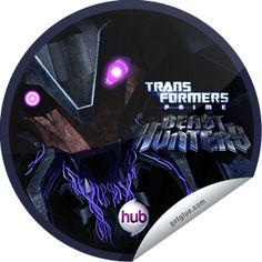 ORIGINALS BY ITALIA's Transformers Prime: Thirst Sticker | GetGlue