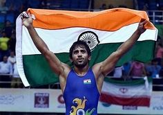 After shooters and weightlifters, now wrestlers make our country proud. Bajrang Punia clinched a gold medal in the men's 65 kg category on the day at Commonwealth Games Commonwealth Games 2018, National Sports Day, Educational News, Sports Celebrities, Bollywood News, Sports News, Nice Tops, The Man, Celebrity