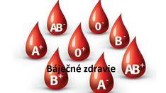 Strava podľa vašej krvnej skupiny: Nepriberajte a ešte aj zostaňte zdraví.