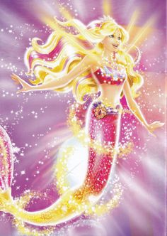 Barbie Movies Photo: Photo from Barbie in a Mermaid Tale 2 Book!!!