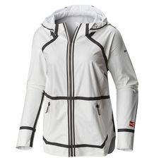Columbia Women's OutDry Ex Reversible Jacket, Size: Small, White Waterproof Breathable Jacket, Waterproof Rain Jacket, Rain Jacket Women, Man Jacket, Outdoor Apparel, Jackets For Women, Clothes For Women, Columbia Sportswear, Sacks