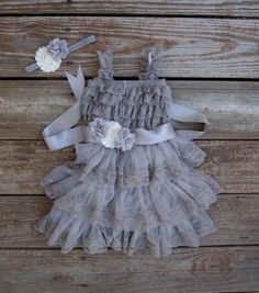 Hey, I found this really awesome Etsy listing at https://www.etsy.com/listing/215182266/lace-flowergirl-dress-grey-flower-girl