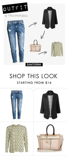 """Zapato MIMOSA"" by visual-i on Polyvore featuring moda, NUE y River Island"
