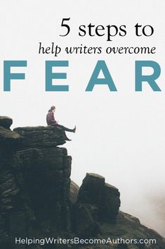 How to Overcome Fear as a Writer and Embrace Your Profound Courage - Helping Writers Become Authors Writing Advice, Writing Resources, Morning Pages, Roman, Evil Twin, Humility, I Am Scared, Writers, Authors