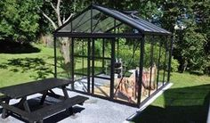 Kvalitets drivhuse & pavilloner