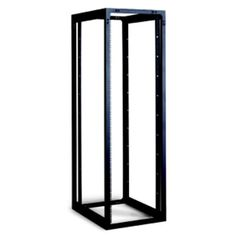 Kendall-Howard Four Post Knockdown Open Frame Rack -  Easily assemble this #OpenFrame 41U  #rack in under 20 minutes! Strong, adjustable, affordable, and versatile! Learn more at CableOrganizer.com:
