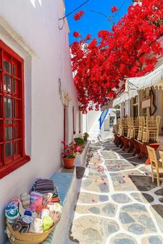 [New] The 10 Best Home Decor (with Pictures) - Summer soon Restaurant Katrin Mykonos Dream Vacations, Vacation Spots, Wonderful Places, Beautiful Places, Myconos, Santorini Greece, Travel Aesthetic, Greece Travel, Greek Islands