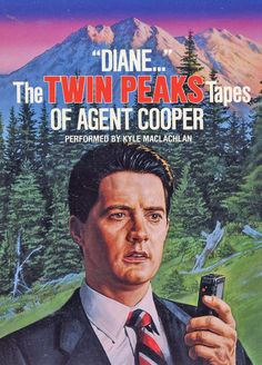 """Diane..."" The Twin Peaks Tapes of Agent Cooper. Performed by Kyle Maclachlan."