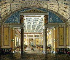 Hermitage ... Edward Hau