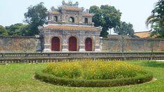 Porte Chuong-Duc, cité imperiale de Hué au #Vietnam #hue #voyage